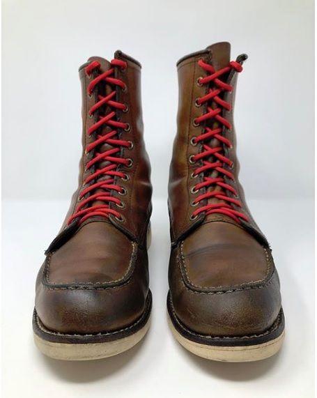 Lace boots, Boots, Shoe laces