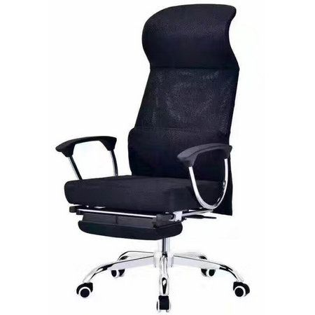 Best High Back Mesh Seat Office Chairs Soft Seat Ergonomic Modern Office Swivel Chair With Footrest 1 Swivel Office Chair Office Chair Ergonomics Furniture
