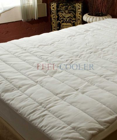 Cooling Mattress Pad By Feel Cooler That Was Recommended By Dr Oz