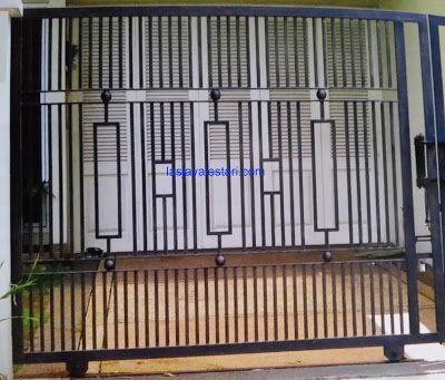 45 Gambar Model Teralis Pagar Minimalis - Saat Anda Membangun Sebuah Rumah,  Anda Perlu Memperhatikan Banyak Hal Mulai Dari Desain… | Ide Pagar, Pagar,  Pintu Gerbang