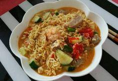 Resep Seblak Mie Instan Resep Resep Masakan Indonesia Buah Segar