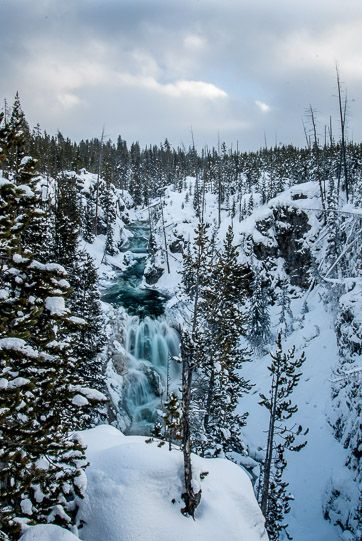 Winter Makes This Popular National Park Even More Stunning