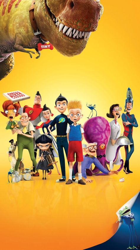 Meet the Robinsons (2007) Phone Wallpaper | Moviemania