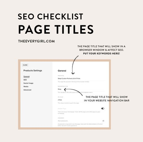 Ready to Publish Your Website? Read This SEO Checklist First