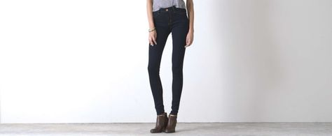 Hi-Rise Jegging, Clean Rinse   American Eagle Outfitters