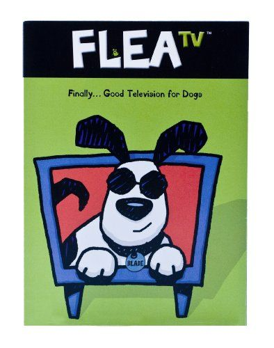 FleaTV  The Perfect Gift for Dogs DVD (Flea TV) $19.99 Reviews