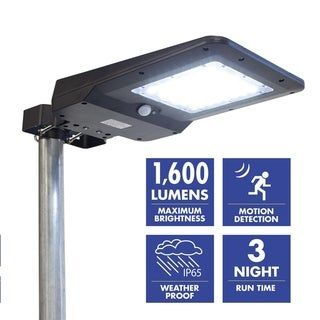 Overstock Com Online Shopping Bedding Furniture Electronics Jewelry Clothing More In 2020 Solar Powered Street Lights Street Light Solar Motion Lights