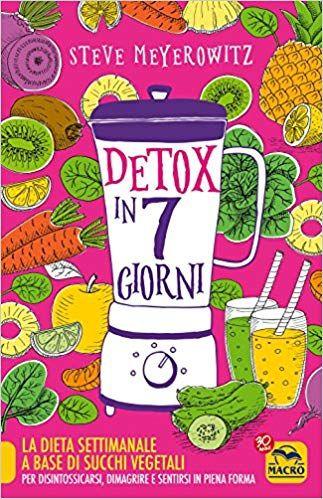 detox diet 7 giorni pdf