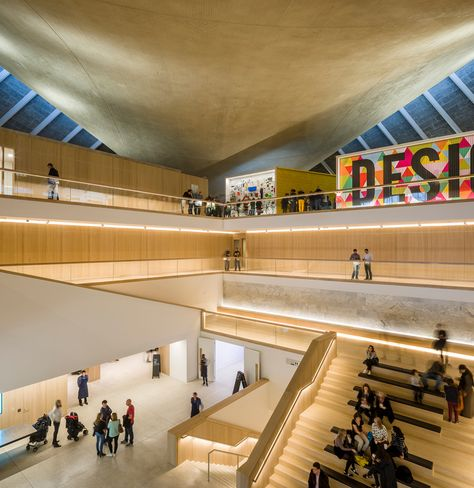 a first look inside london's design museum