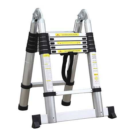 Varan Motors Dlt706b Echelle Telescopique Multi Fonctions En Alu De 3 80m 12 Echelons Ladder Adjustable Ladder Construction Tools
