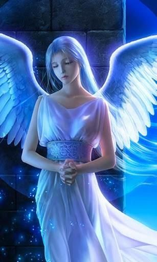 Free download Download 3D Angel Wallpapers for Android by XMBOBOS Appszoom [307x512] for your Desktop, Mobile & Tablet | Explore 48+ 3D Angels Wallpaper | Angel Wallpapers, Animated Angel Wallpaper, Angel Fairies Wallpaper