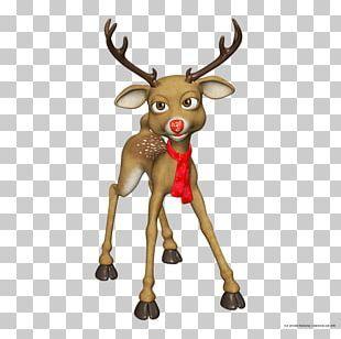 Rudolph Reindeer Santa Claus Cuteness Png Clipart Antler Baby Baby Deer Cliparts Blog Carnivoran Free Cartoon Reindeer Balloon Cartoon Deer Illustration