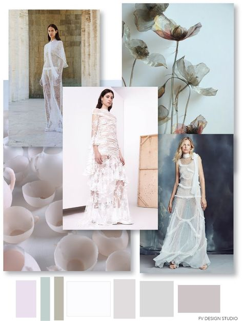 RESOURCES: Givenchy, Ellery, Muhair Murad - Resort 2018, Ceramics Forgotten Memory by Jetske Visser. Florals Michelle McKinney Fiber and Jewelry UK artist.