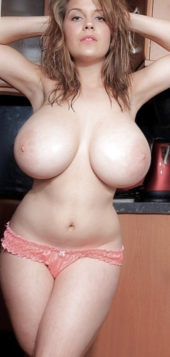 Pussy girl with busty breasts fucking sex