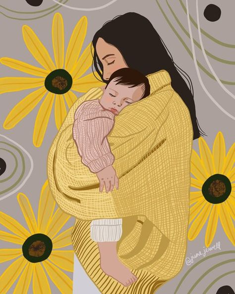 June Jewelll, Artist/Mother