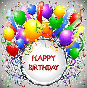 Free Birthday Clipart Animations Free Birthday Clipart Electronic Birthday Cards Birthday Cards To Print