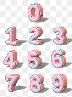 Creative 3d Stereo Pink Gold T Number 09 Numbers Creative Number Font Design Png Transparent Clipart Image And Psd File For Free Download Gold Art Pink And Gold Graphic Design Background Templates