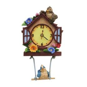 Reloj De Pared Estilo Cuco Relojes De Pared Reloj Reloj Decoracion