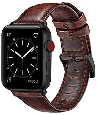 Amazon Com Ouheng Compatible With Apple Watch Band 42mm 44mm