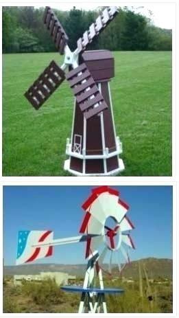 Ornamental Windmills For Sale Backyard Decorative Yard Garden
