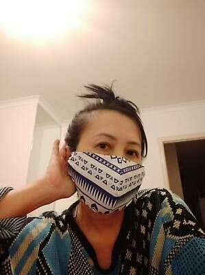 Details About Fashion Face Shield Limited Edition Homemade Breathable Washable Australia In 2020 Fashion Face Reenactment Costumes