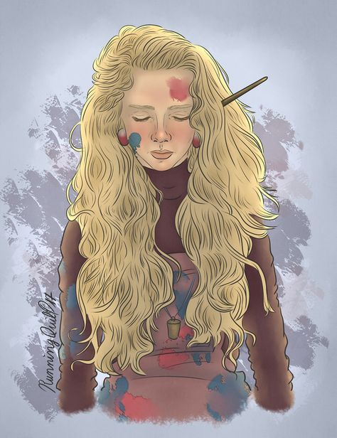 90 Luna Lovegood Images Luna Lovegood Harry Potter Fan Art Harry Potter