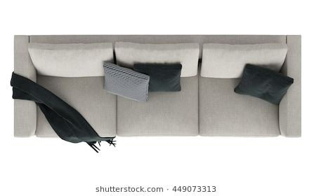 Stupendous Modern Sofa With Draped Fabric Isolated On White Background Machost Co Dining Chair Design Ideas Machostcouk