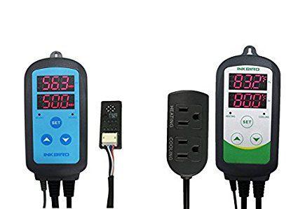 Inkbird Combo Set Humidity Controller Ihc200 Temperature