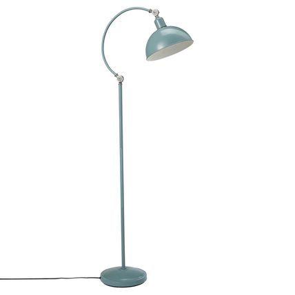Living Stehleuchte Blau Metall Online Kaufen Bei Karstadt De Sicherer Einkauf Kostenlose Retoure Kauf Auf Rechnung 0 Lampen Und Leuchten Lampen Leuchten