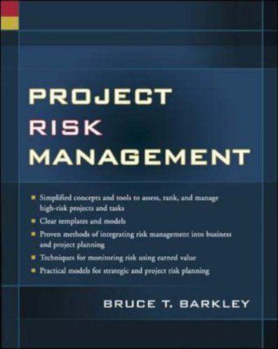 Project Risk Management Project Management Pdf Free Download Risk Management Project Risk Management Management