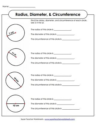35++ Prime circle area worksheet information