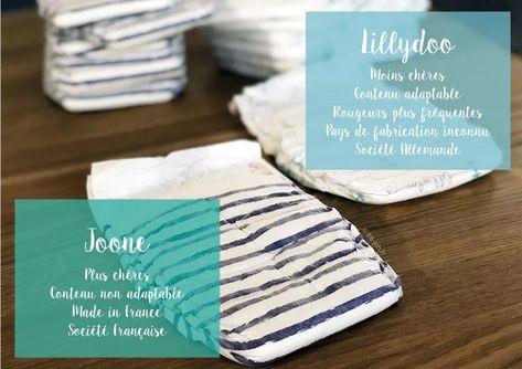 Lillydoo Vs Joone Test Comparatif Des Couches En Abonnement
