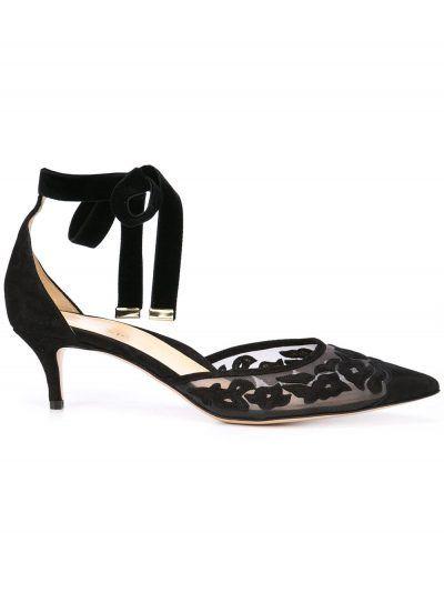 Marion Parke Rachel Kitten Heel Black Kitten Heels Heels