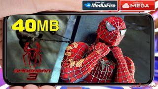 تحميل لعبة Spider Man 3 للاندرويدandroid Ppsspp بحجم صغير 40mb من ميديا فاير الر Video Game Covers Game Artwork Video Games Artwork