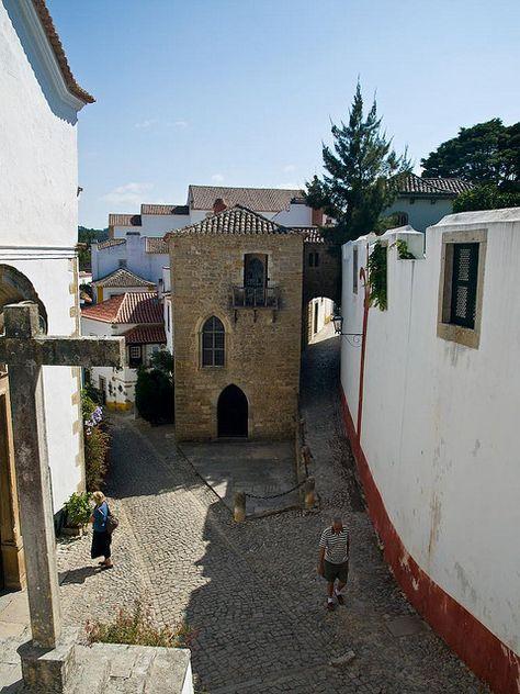 Óbidos is a town n a municipality in Oeste Subregion, Leiria District_ Portugal
