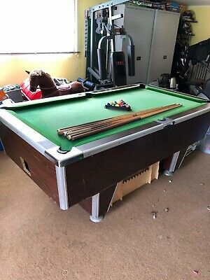 6 Foot Pool Table Slate Bed - How Much Room Do You Need For A 6 Foot Pool Table