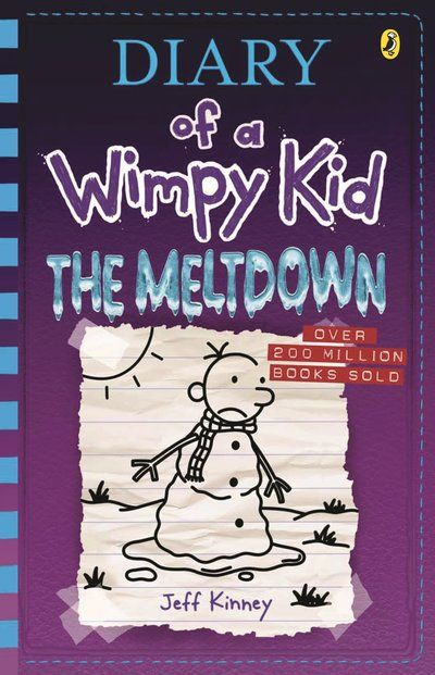 Cabin Fever Diary Of A Wimpy Kid Bk6 By Jeff Kinney Penguin Books Australia In 2020 Wimpy Kid Books Wimpy Kid Wimpy Kid Series