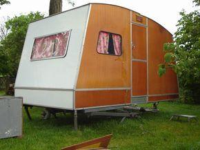 Rapido Confort La Caravane Pliante En Bois Caravane Pliante Caravane Et Caravane Rapido