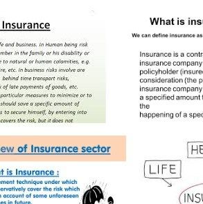 What Is Insurance Insurance Type Risk Management