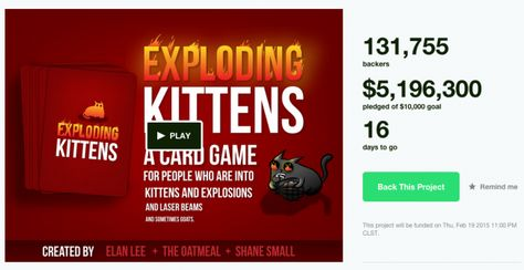 The Power Of A Legion Of Fans And What It Can Do For You Blogging Advice Branding Your Business Exploding Kittens Card Game