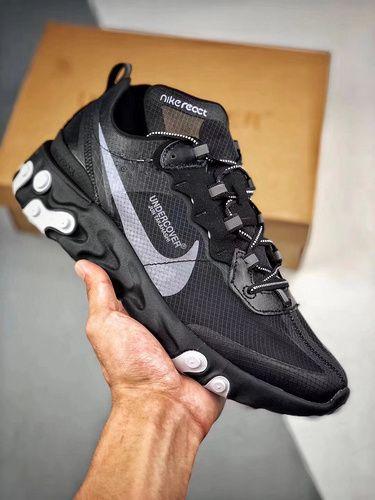 Volcánico billetera ventaja  Undercover X Nike Upcoming React Element 87 AQ1813-001 | Yupoo | Nike,  Sneakers men, Nike shoes