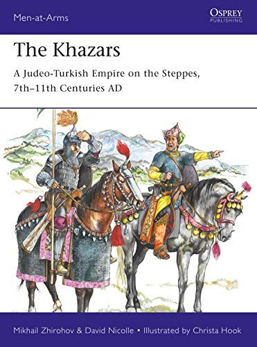 Download Pdf The Khazars A Judeoturkish Empire On The Steppes