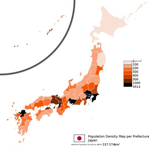 This is a picture of Printable Map of Japan pertaining to easy