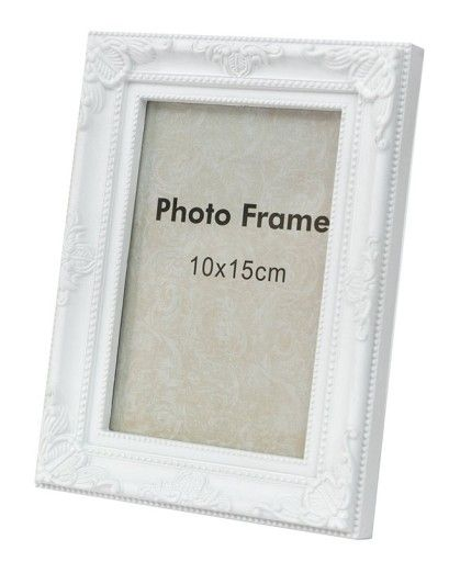 Ramka Biala Na Zdjecie 10x15cm Stojaca Wiszaca 6831445120 Oficjalne Archiwum Allegro Frame Photo Frame Photo