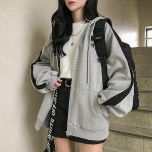 Oversized Casual Harajuku Sweatshirt Hoodies