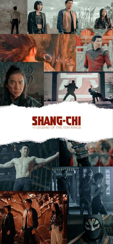 shang-chi lockscreen