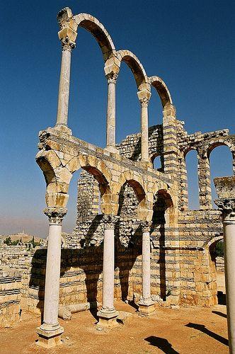 Lebanon Lebanon Skype: I want to go to new heights!Lebanon Skype: I want to go to new heights! Ancient Buildings, Ancient Architecture, Ancient Ruins, Ancient Rome, Wallpaper Paisajes, Beau Site, Kairo, Ancient Civilizations, Monuments