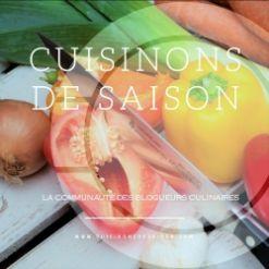 logo-cuisinons-de-saison-la-communaute-pm | Recette, Moussaka végétarienne,  Pomme