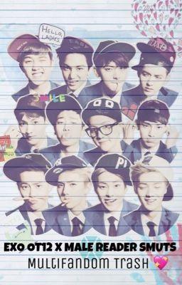 EXO OT12 X MALE READER SMUTS   K-pop   Movie posters, Exo members, Kpop