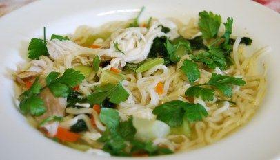 Chicken Sotanghon Soup Bean Thread Noodle Soup Salu Salo Recipes Recipe Slow Cooker Soup Bean Thread Noodle Chicken Sotanghon Soup